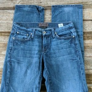 Lucky Brand classic boot cut jeans 4/27
